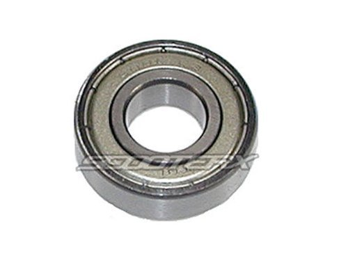 ScooterX 6001z Shielded Bearing 12x28x8 for Gas Scooter, Pocket Bike, Mini Chopper, Gas Skateboard
