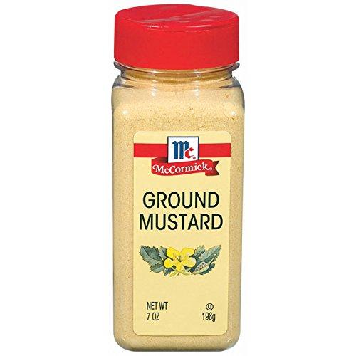 Mccormick Ground Mustard - McCormick Ground Mustard, 7