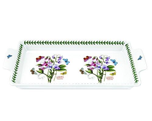 Portmeirion Botanic Garden Sandwich Tray with Handles