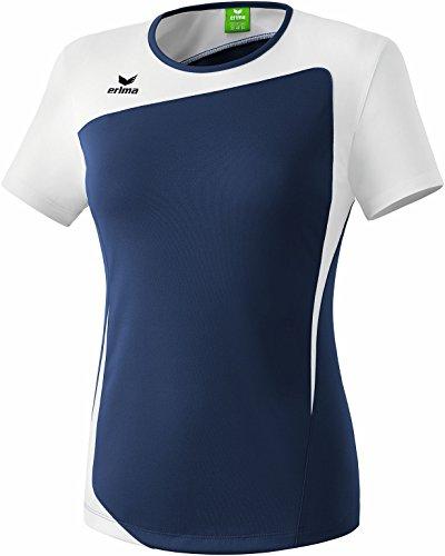 erima Club 1900 T-Shirt - Prenda azul marino / blanco