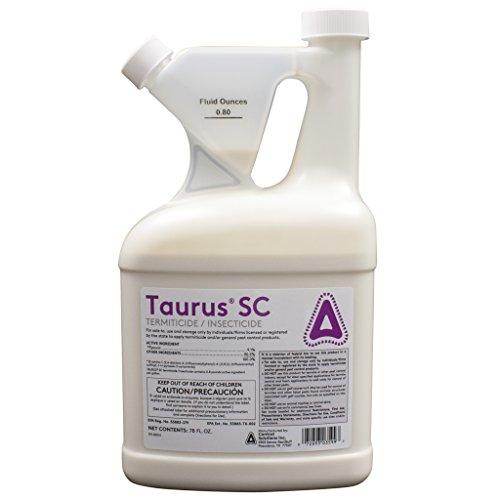 Control Solutions Taurus SC (2) 78 oz bottles-Termiticide Generic Termidor (Best Insecticide For Termites)