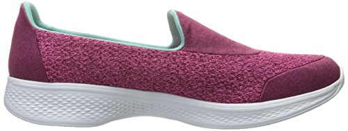 Skechers pursuit Rosa 4 Allenatori Walk Donna pink Go rqt7wrUg