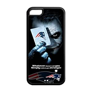 Generic NFL New England Patriots Football Team Logo Sports Designs Hard Plastic Case for iPhone 6 4.7 inch