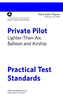 Balloon flying handbook federal aviation administration private pilot lighter than air practical test standards faa s 8081 fandeluxe Images