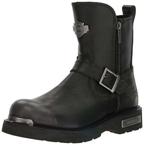 Harley-Davidson Men's Startex Work Boot, Silver, 9 M US
