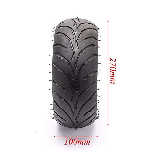 Bike Pocket Tire (110/50-6.5 Rear Tread Tire+Inner Tube For for 47cc 49cc Mini Pocket Bike Scooters ATV)