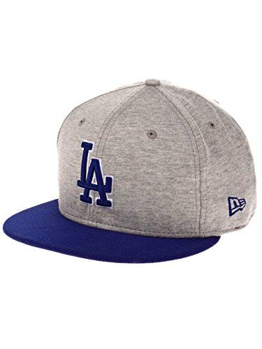 New Era 59Fifty Cap - JERSEY LA Dodgers gris / royal