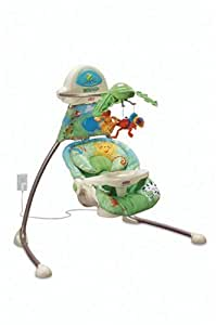 Fisher Price Cradle 'n Swing - Rainforest