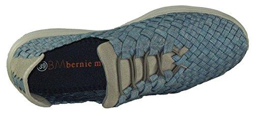 Bernie Mev Kvinder, Victoria Slip På Afslappet Sko Light Jeans
