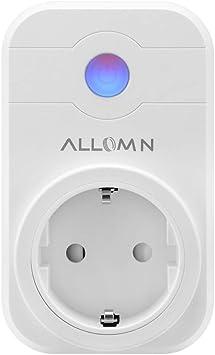 Smart Socket Conmutador WiFi de control remoto Inalámbrico ...