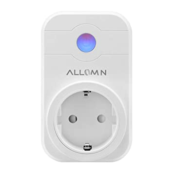 Aufgerustet Wifi Smart Steckdose Kompatibel Mit Alexa Echo Echo