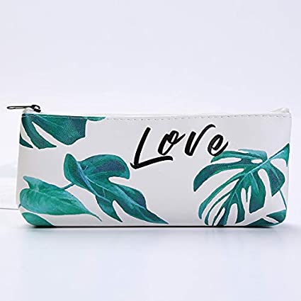 Amazon.com : 1pcs/1lot Kawaii Pencil Case Turtle Leaf Gift ...
