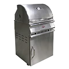 This Cal Flame Charcoal Grill features sturdy 304 grade stainless steel construction, 800 square Inch of cooking area, including the warming rack and 4 exclusive heavy-duty V-patterned grates that are removable. An adjustable charcoal tray he...