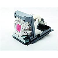 Optoma TH7500 Projector Housing with Genuine Original OEM Bulb