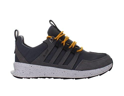 Mens Adidas SL Loop Runner TR Granite Grey Collegiate Gold C77023 US 13
