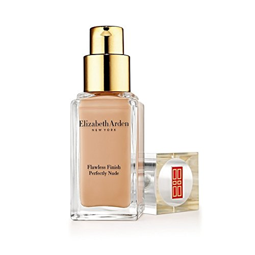Arden Foundation Elizabeth Beige (Elizabeth Arden Flawless Finish Perfectly Nude Broad Spectrum SPF 15 Makeup, Beige, 1.0 fl. oz.)