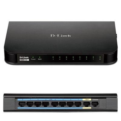 8port Dsr-150 Wired Ssl Vpn Router