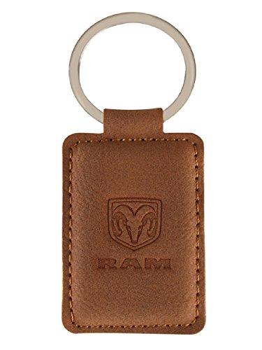 Ram Leatherette Executive Key Tag