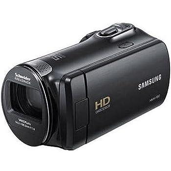 amazon com samsung hmx f80 flash memory camcorder black camaras rh amazon com Samsung Camcorder samsung hmx-h300 manual