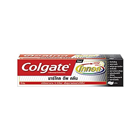 Colgate Toothpaste Total Charcoal 150g (W)