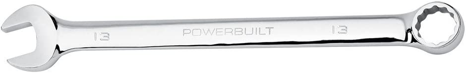 640449 Powerbuilt 13mm Long Pattern Metric Combination Wrench
