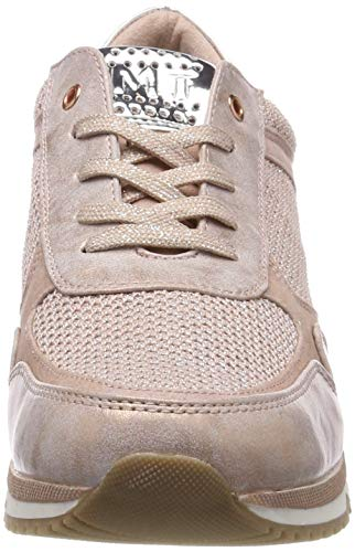 Met rose Marco Comb 532 Tozzi 2 22 23701 Sneakers 2 Femme Rose Basses q4Uvzwqr