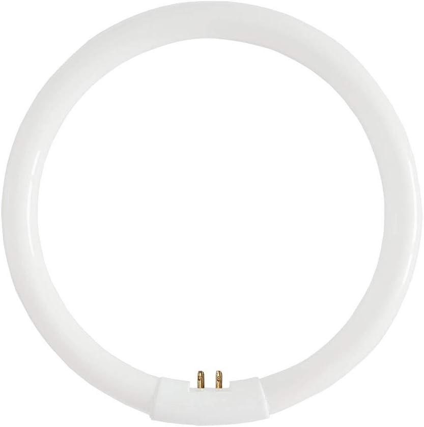 Tube fluorescent T5 22 W//827 Blanc chaud 2700 K G10q /à lint/érieur