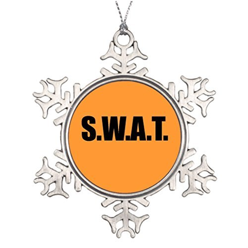 Valerie Xmas Trees Decorated SWAT Halloween Costume.png Outdoor Xmas -