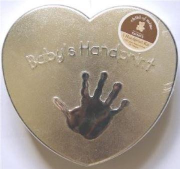 Baby's Hand Print -