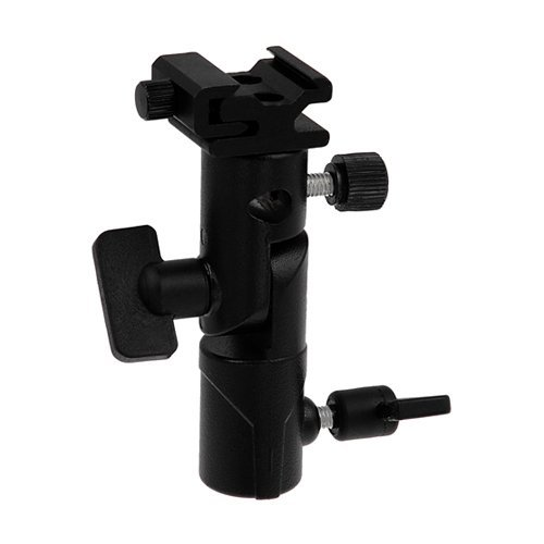 Fotodiox Elite Flash Umbrella Bracket - With Swivel/Tilt Head, Mountable to Light stand and Tripod - fits Yongnuo YN565EX, YN560, YN468, YN467, YN465, YN462, YN460, (Head Tilt Umbrella)