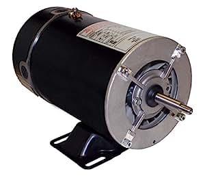 Pool pump motor 1 1 2 hp 3450 115 230v for Amazon pool pump motors