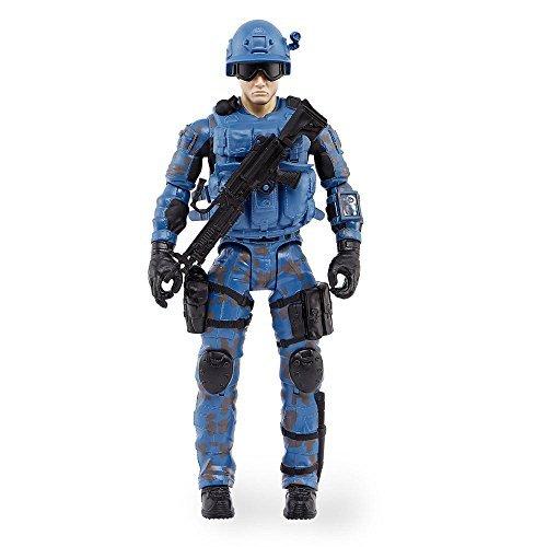 12 Figures Military Inch (True Heroes Sentinel One 12 inch Military Figure - Barracuda)