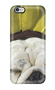 Mary David Proctor Perfect Tpu Case For Iphone 6 Plus/ Anti-scratch Protector Case (funny Dog) by lolosakes