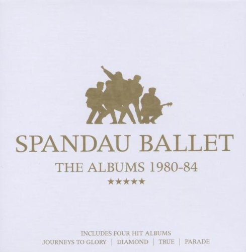 Spandau Ballet - 101 Number Ones CD4 - Zortam Music