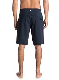 Quiksilver Men\'s Everyday Kaimana 21 Boardshort Swim Trunk, Navy Blazer, 42