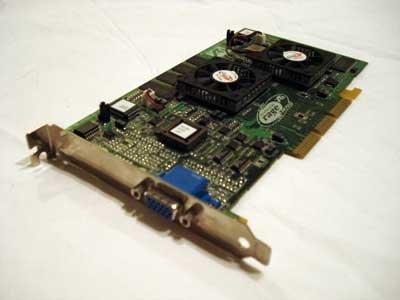 AGP ATI-Rage-128 Pro Graphic Card 109-67300-00
