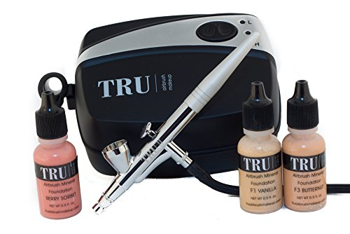 Mineral Based TRU Airbrush Makeup Basic Kit
