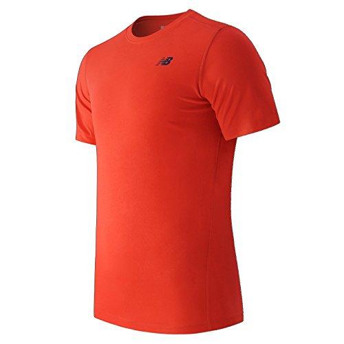 Free New Balance Men's Short-Sleeve Performance T-Shirt