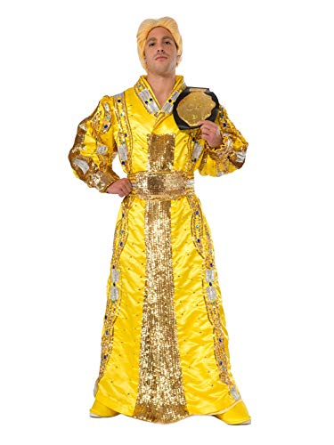 Rubie's Costume Co Men's WWE Ric Flair Grand Heritage Costume, Multi, Large -