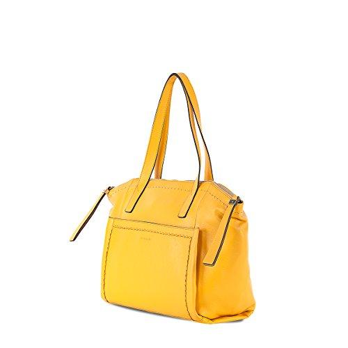 Cromia, Borsetta da polso donna giallo Gelb