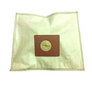 20Bolsas de tela bolsas Aspiradora Compatible con Quigg Varia R-Control