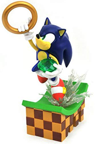Sonic The Hedgehog Diamond Selects Sonic Exclusive Statue