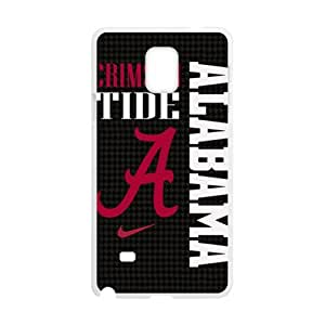 Alabama Crimson Tide Cell Phone Case for Samsung Galaxy Note4