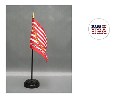 Made in The USA. 2 1st Navy Jack 4