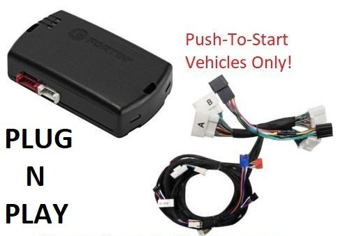 Toyota Tacoma Push to Start Remote Starter Kit with T-Harness 2016-2018 Remote Start Also Works with Camry 12-17 and Avalon 13-18