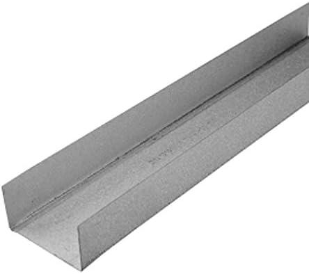 8 Varilla 2,6 m UW pared Perfil 50 mm construcción en seco Perfil ...