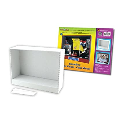 Amazon com: Better Crafts DIORAMA SHOW BOX (1 pack) (0SP41670)