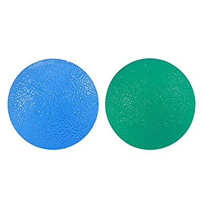 ROSENICE Finger Therapy Balls Exercise Ball Hand Rehabilitation Traning Ball 2pcs from ROSENICE
