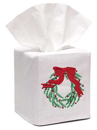 Tissue Paper Wreaths - 5