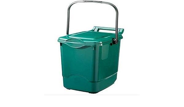 Verde para reciclaje de residuos de alimentos (23 L) 23L biodegradables/alimentos comer muebles dispositivo Stuff equipo de utensilios de cocina comedor Bar ...